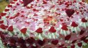 Meyveli Sevgi Pastası