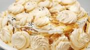 Bademli Bezeli Pasta
