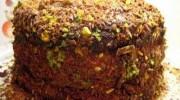Bademli Fıstıklı pasta