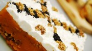 Balkabaklı Cevizli Pasta