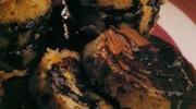 Çikolata Soslu Fıstıklı Kek