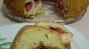 Çilekli Sakızlı Pasta