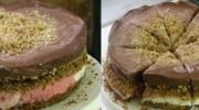 Dondurmalı Bisküvi Pastası