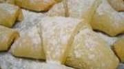 Elmalı Kuru Pasta