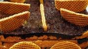 Karamelli Çikolatallı Pasta