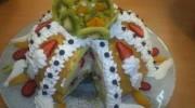 Meyveli Süpriz Pasta