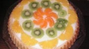 Meyveli Tart Pasta