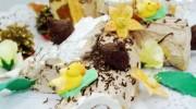 Muzlu Kütük Pasta